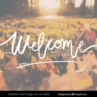 welcome-lettering_23-2147511605